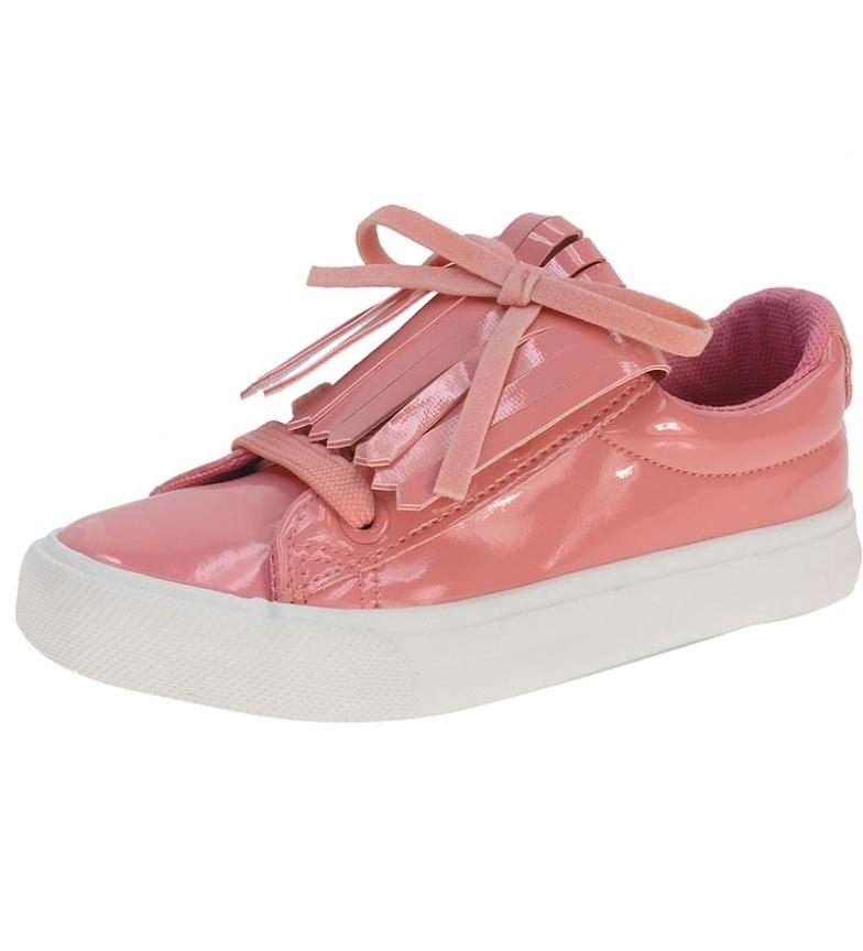 Comprar Beppi Tênis rosa de couro