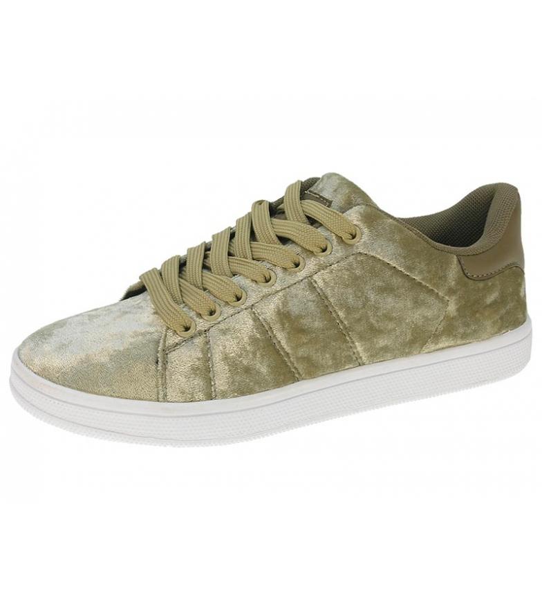 Comprar Beppi Golden velvet shoes