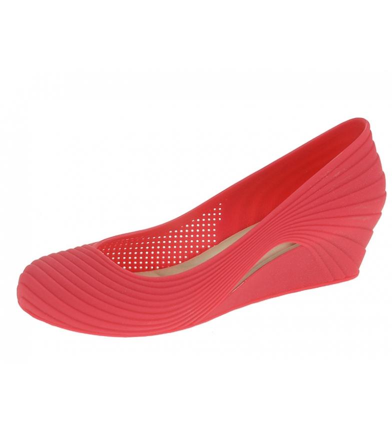 casual Beppi Zapato cuña de Fucsia Aq4xqap