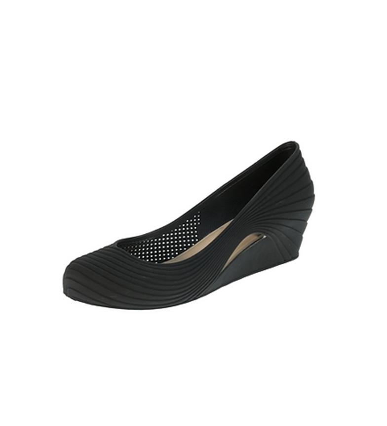 Beppi Zapato de cuña casual Negro