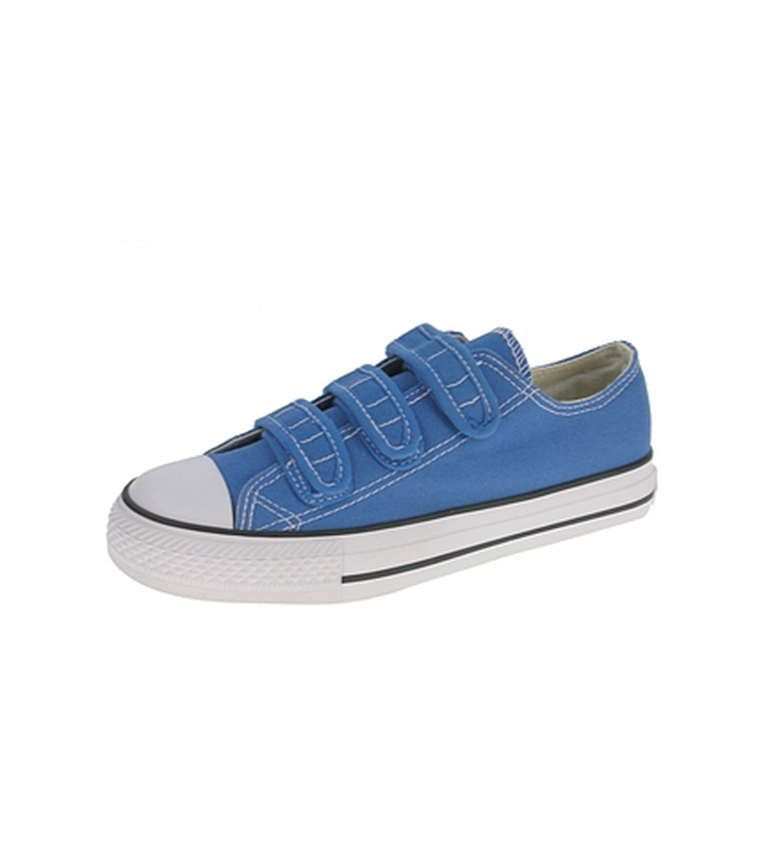 Comprar Beppi Blue canvas shoe