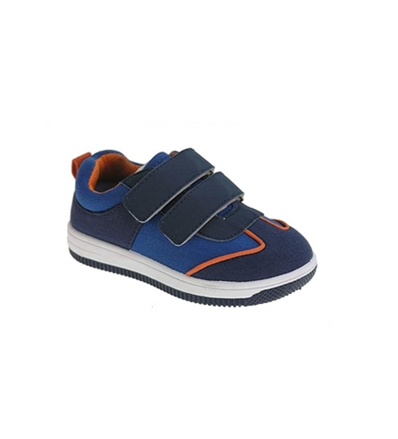 Beppi - Zapato de lona Azul marino dXtkwbl1eQ