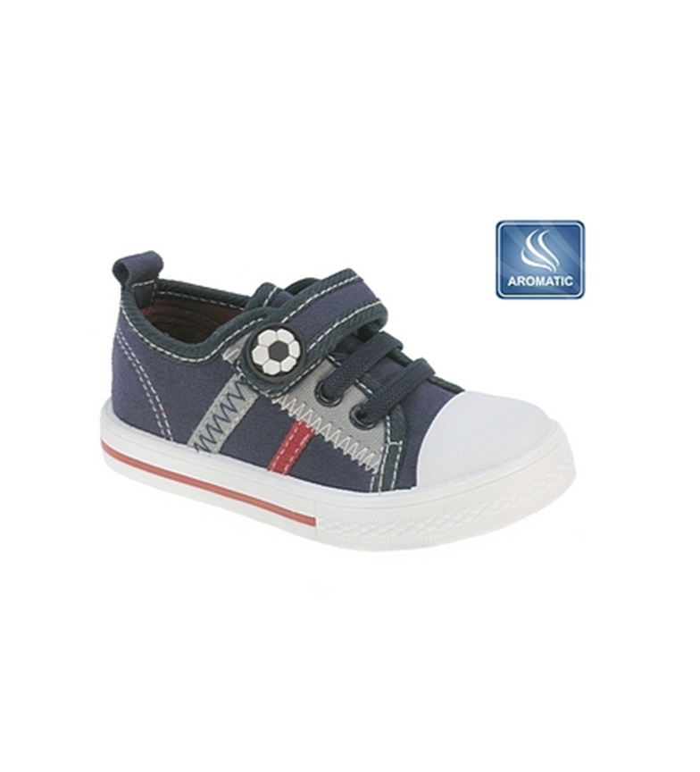Zapatos azul marino Beppi infantiles CygdME12