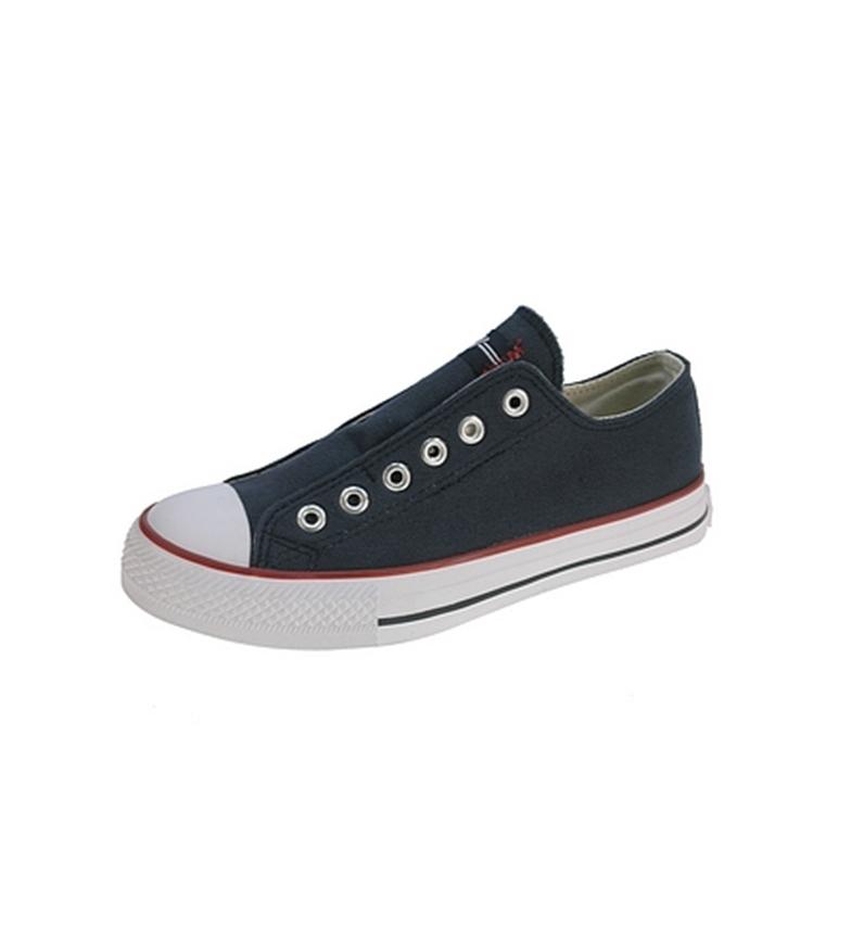 Comprar Beppi Navy canvas shoe