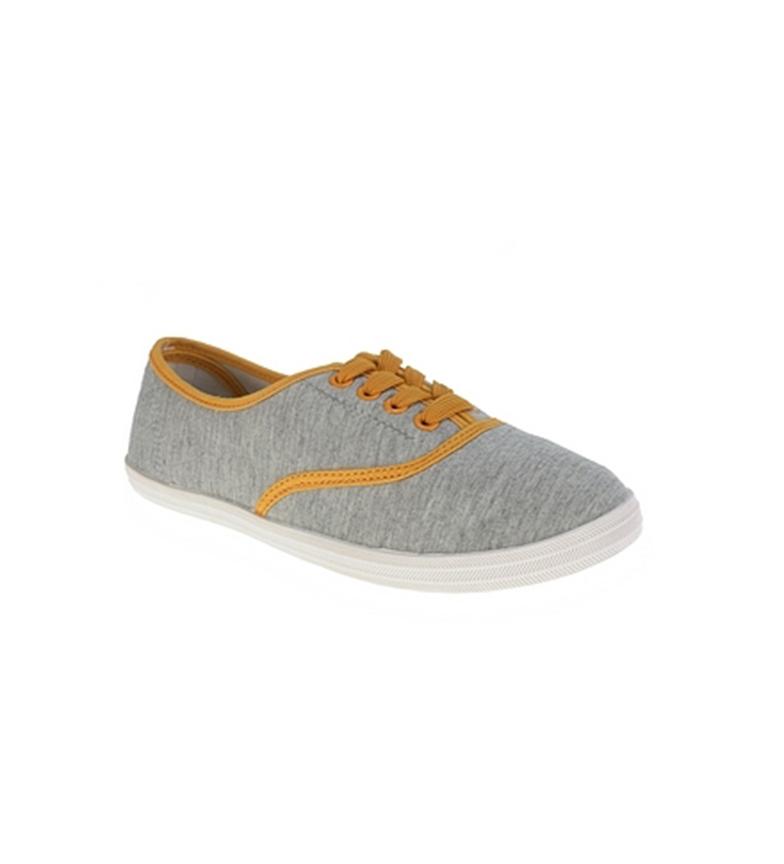 naranja Beppi de Beppi Zapato Zapato lona XFwxXv