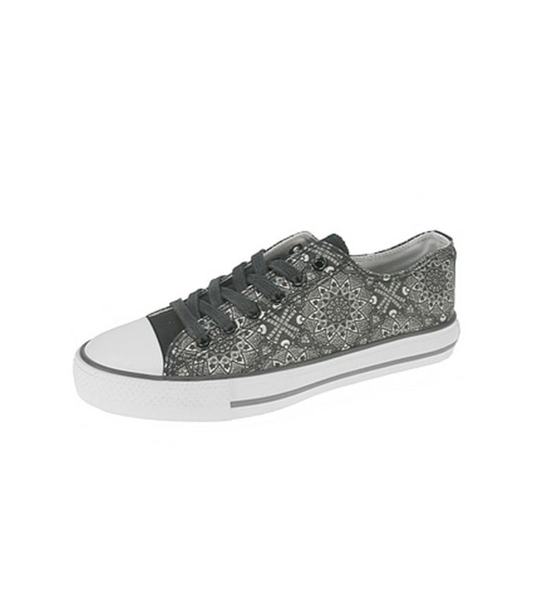 lona Zapato Beppi Beppi de Zapato Negro 1Yax7a