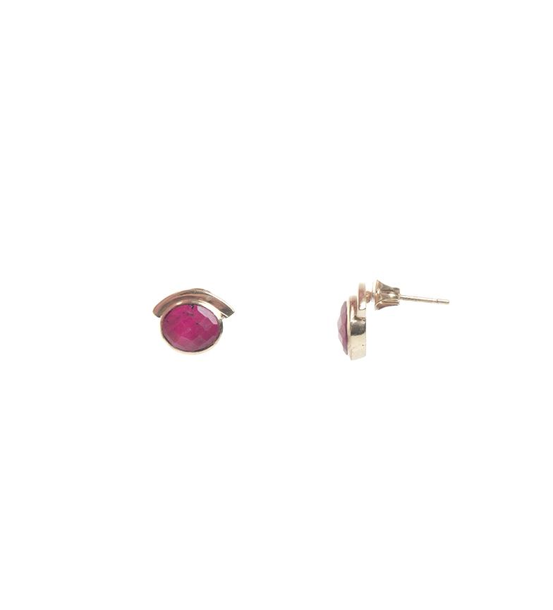 Comprar Bilyfer Boucles d'oreilles D0151 or rose