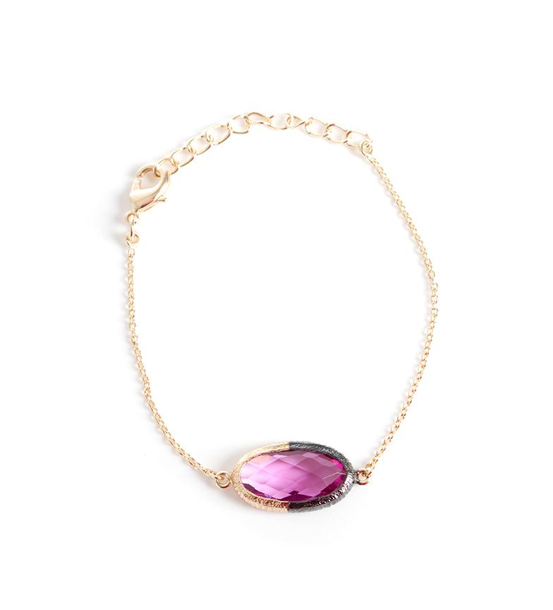 Comprar Bilyfer Bracelet D0154 or, rose