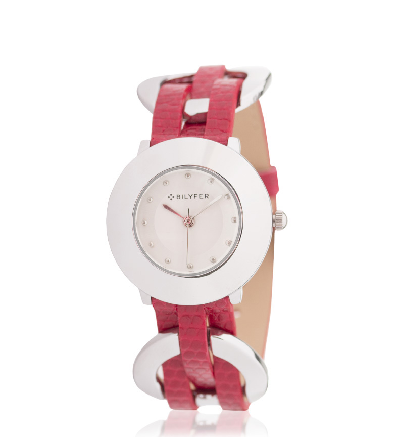 Comprar Bilyfer Reloj analógico 1F578 GR rojo
