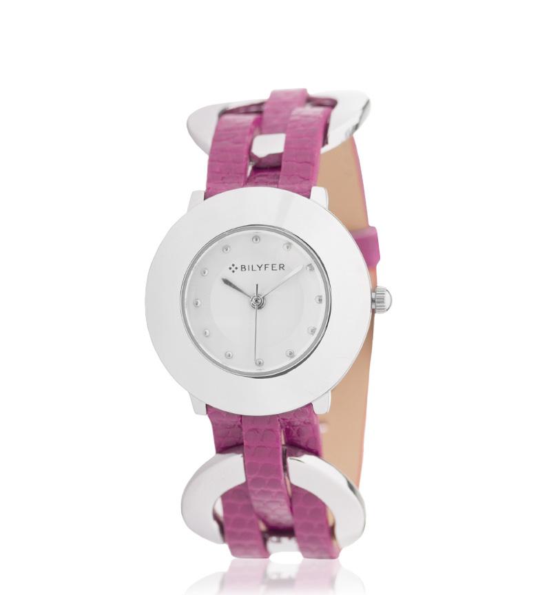 Comprar Bilyfer Analog Clock 1F578 R pink
