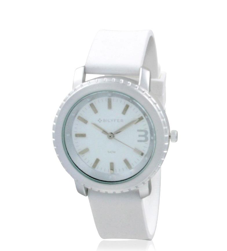 Comprar Bilyfer Bianco orologio analogico 1F584