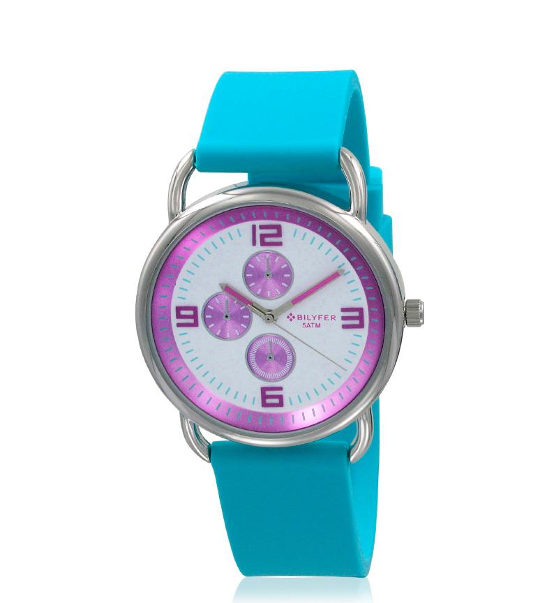 Comprar Bilyfer Reloj analógico 1F591 azul