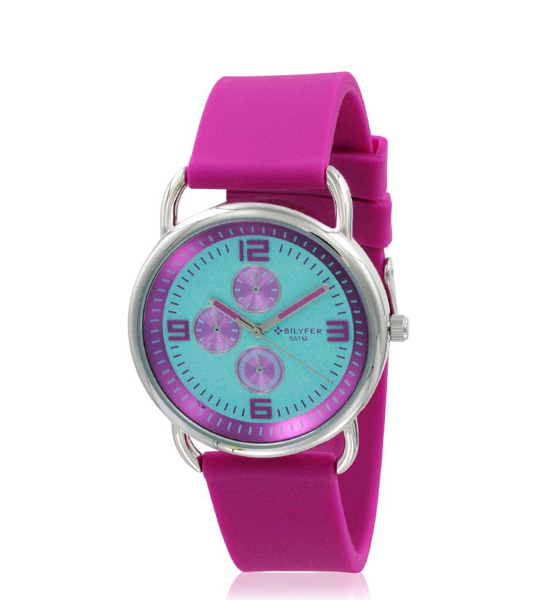 Comprar Bilyfer Analog clock 1F591 fuchsia