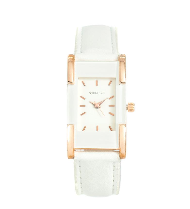 Comprar Bilyfer Reloj analógico 2R251 blanco