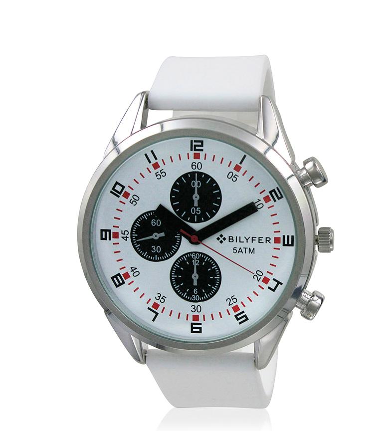 Comprar Bilyfer Branco 2W431 relógio analógico