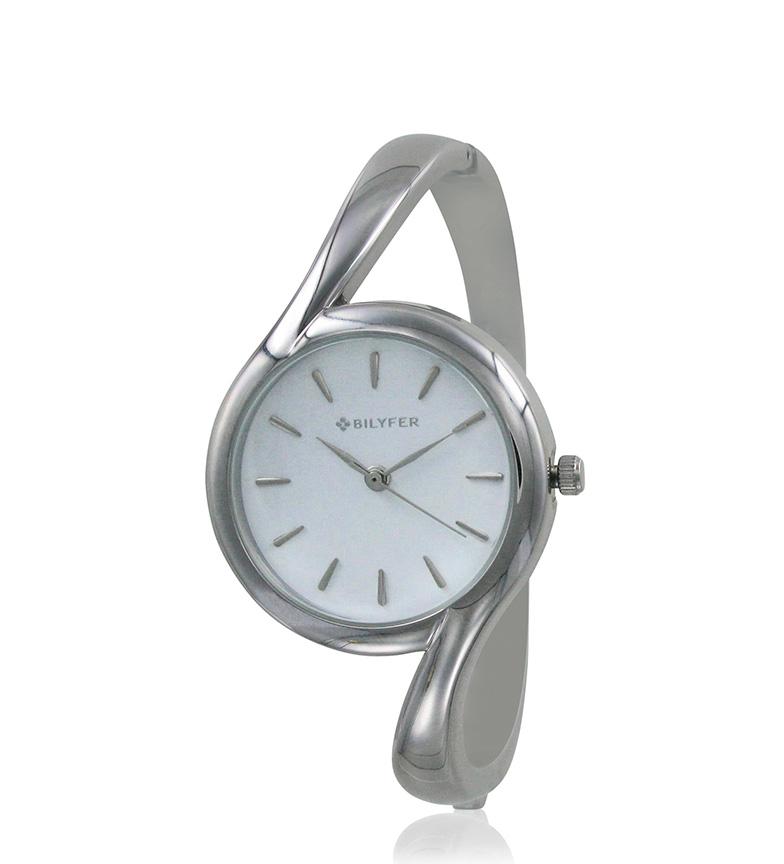 Comprar Bilyfer Reloj analógico 3P532 blanco