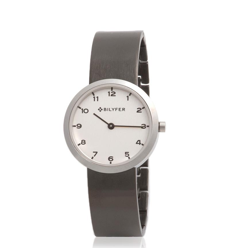 Comprar Bilyfer Reloj analógico 3P540 plomo, plata