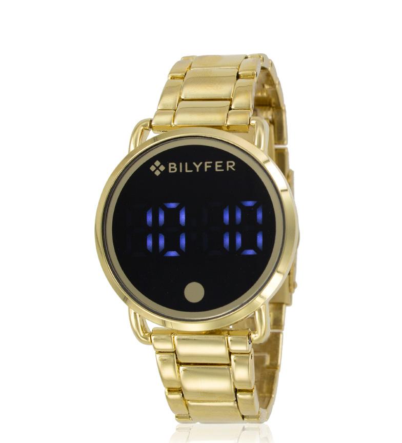 Comprar Bilyfer 3P551 orologio d'oro digitale