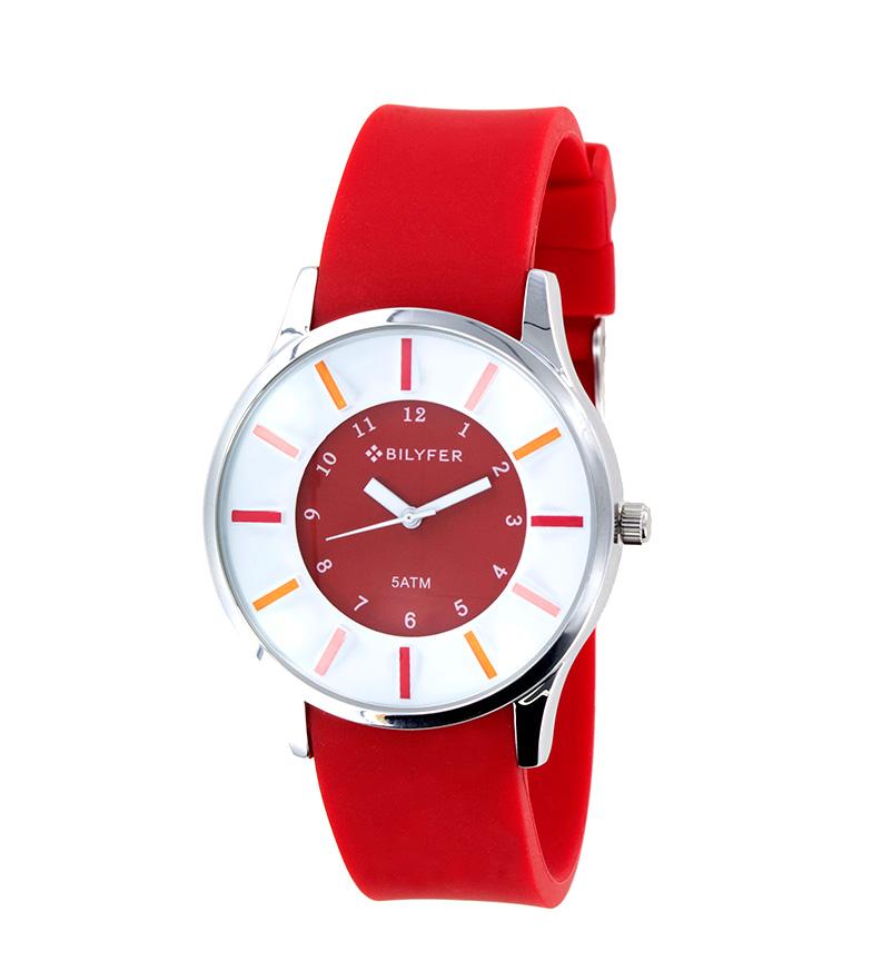 Comprar Bilyfer Orologio analogico 1F611 rosso