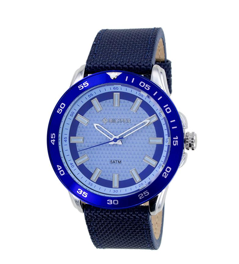 Comprar Bilyfer Horloge analogique 2W439 bleu