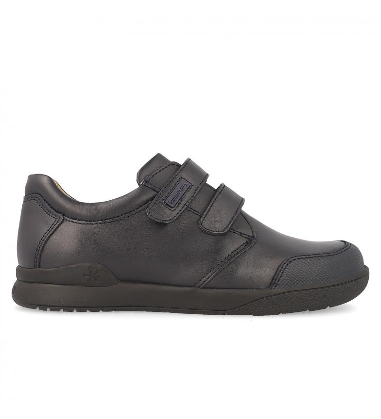 Biomecanics Leather shoes 161126 navy blue