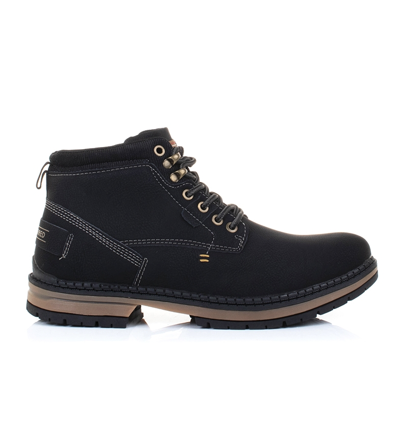 Comprar Black Barred Botas pretas florestais