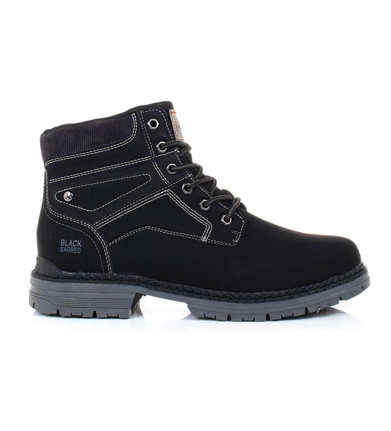 Comprar Black Barred Panama black boots