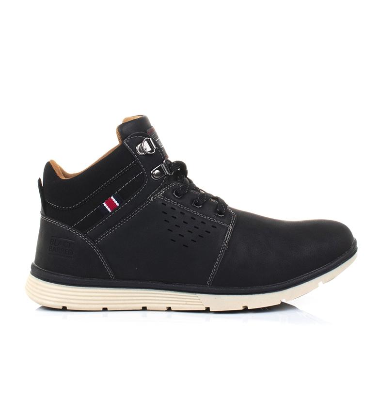 Comprar Black Barred Axel II boots black