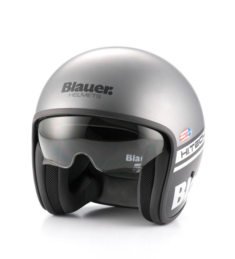 Comprar Blauer Jet helmet Pilot 1.1 grey matt