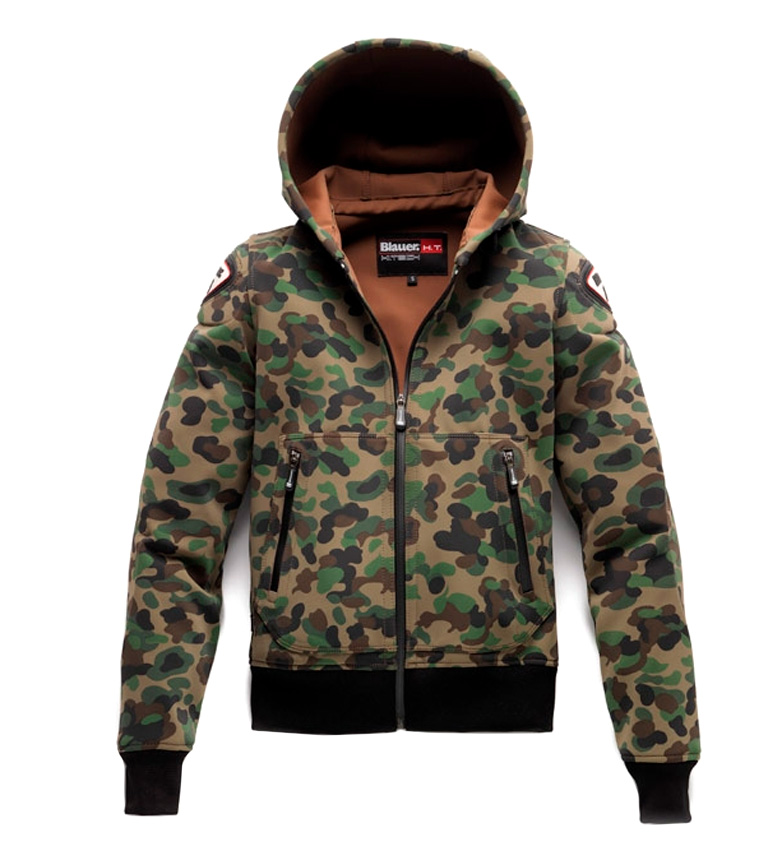 Comprar Blauer Chaqueta SoftShell Easy Man 1.1 camuflaje