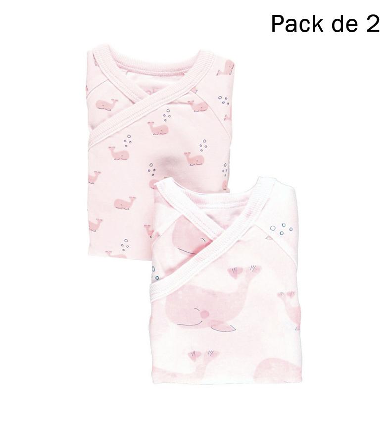 Comprar Boboli Pack 2 fatos de banho cor-de-rosa