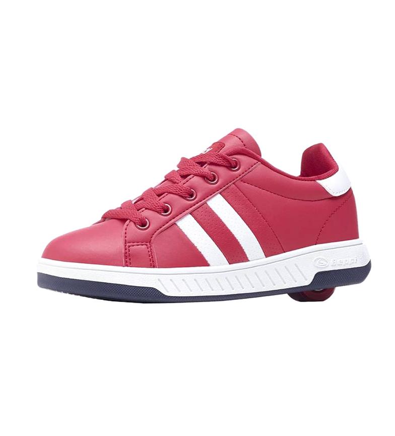 Comprar Breezy Rollers Sapatos com Rodas 2176240 vermelho