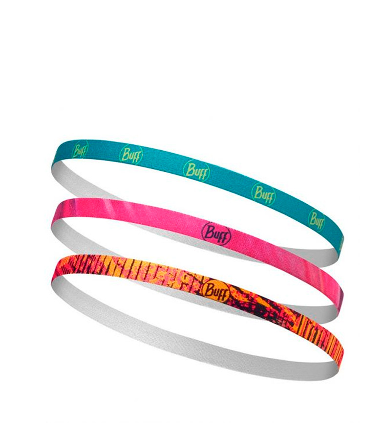Comprar Buff Pack 3 Cintas pelo Iris multicolor / multiactividad / 6,7g u. / 1,8x23,5cm