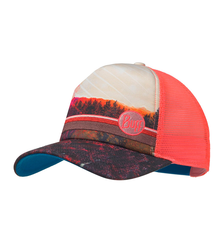 Comprar Buff Gorra Trucker Collage  / multicolor / 83.79g / 19,5x28,5cm / High UV / Transpirable