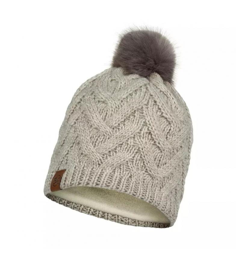 Buff Cappello tricot e Polar Caryn beige