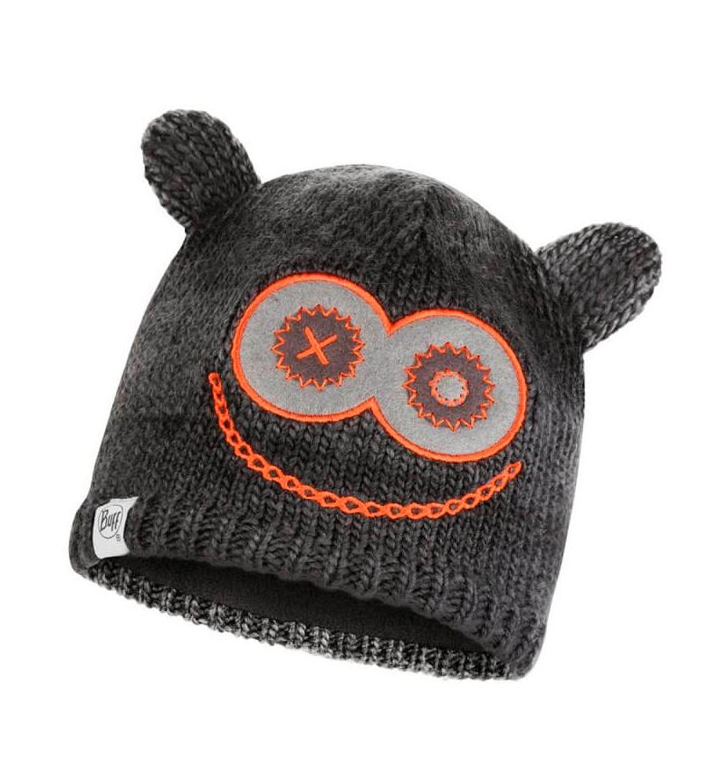 Comprar Buff Gorro tricot y polar Junior Monster negro   105g ... ff8acee423c
