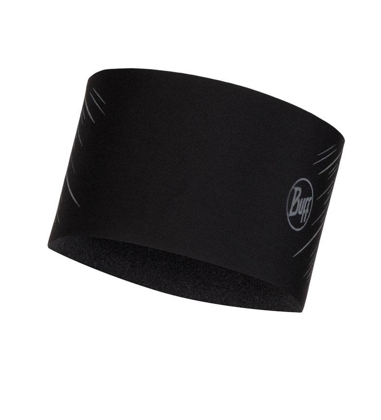 Comprar Buff Cinta Tech forro polar reflectante negro / 12g / Carvico