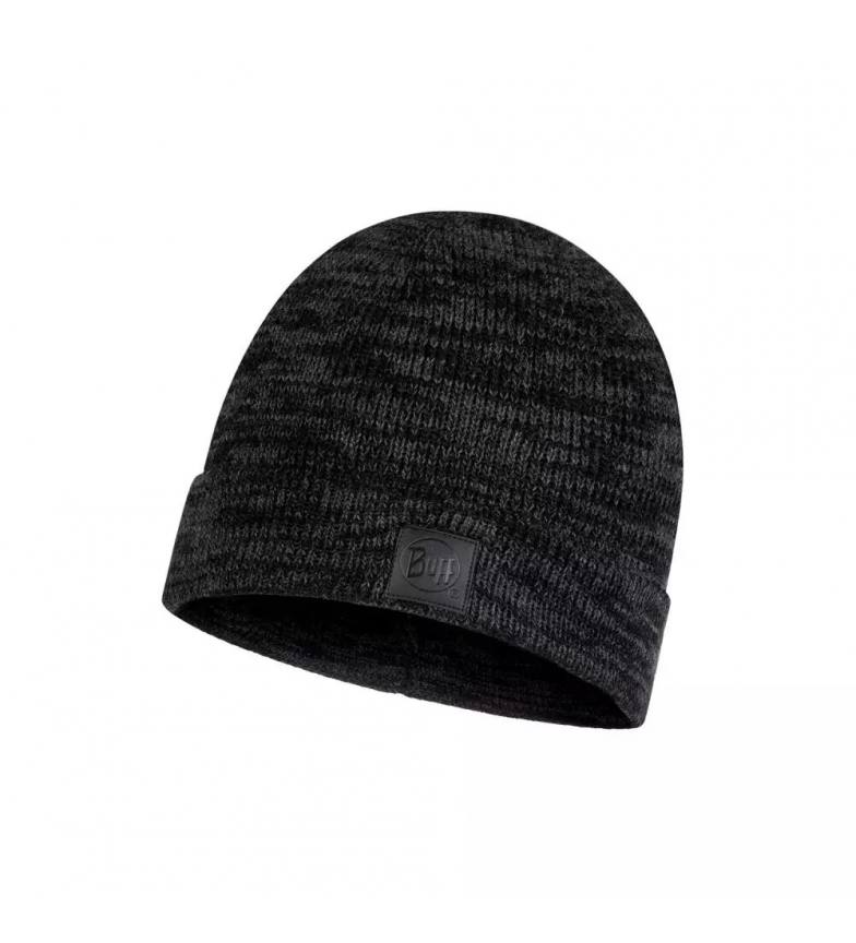 Buff Tricot Edik cap white, dark grey