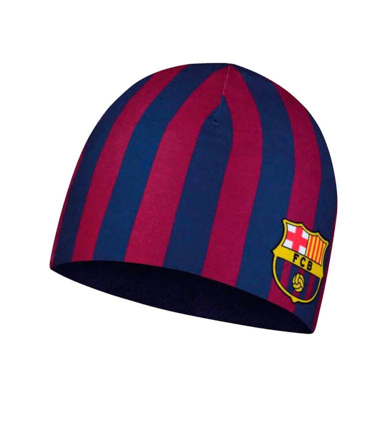 Comprar Buff FC Barcelona Equipment 18-19 / 34g / UPF 50+ / Cappuccio in microfibra e pile UltraStretch