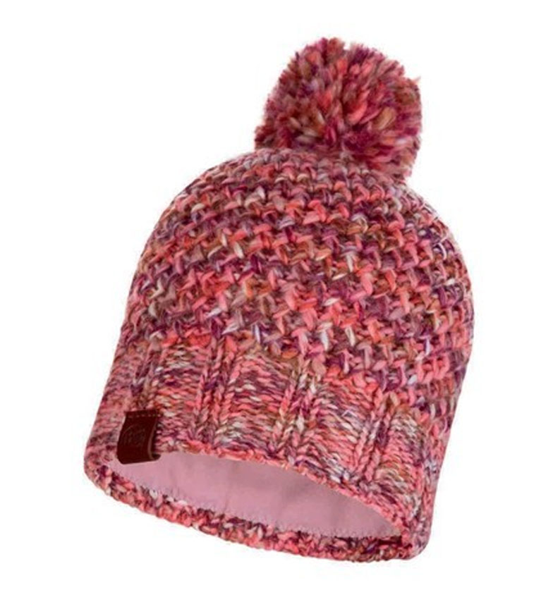 Comprar Buff Margo knitted and fleece hat pink / 108g