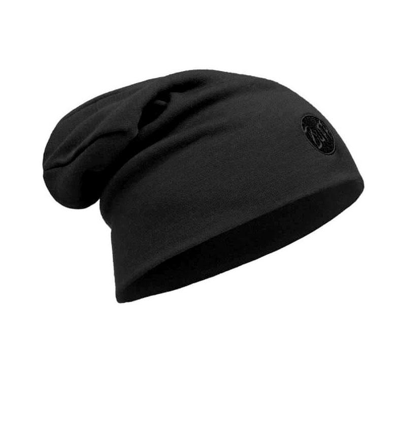 Comprar Buff Merino wool hat Heavyweight Loose Fit black