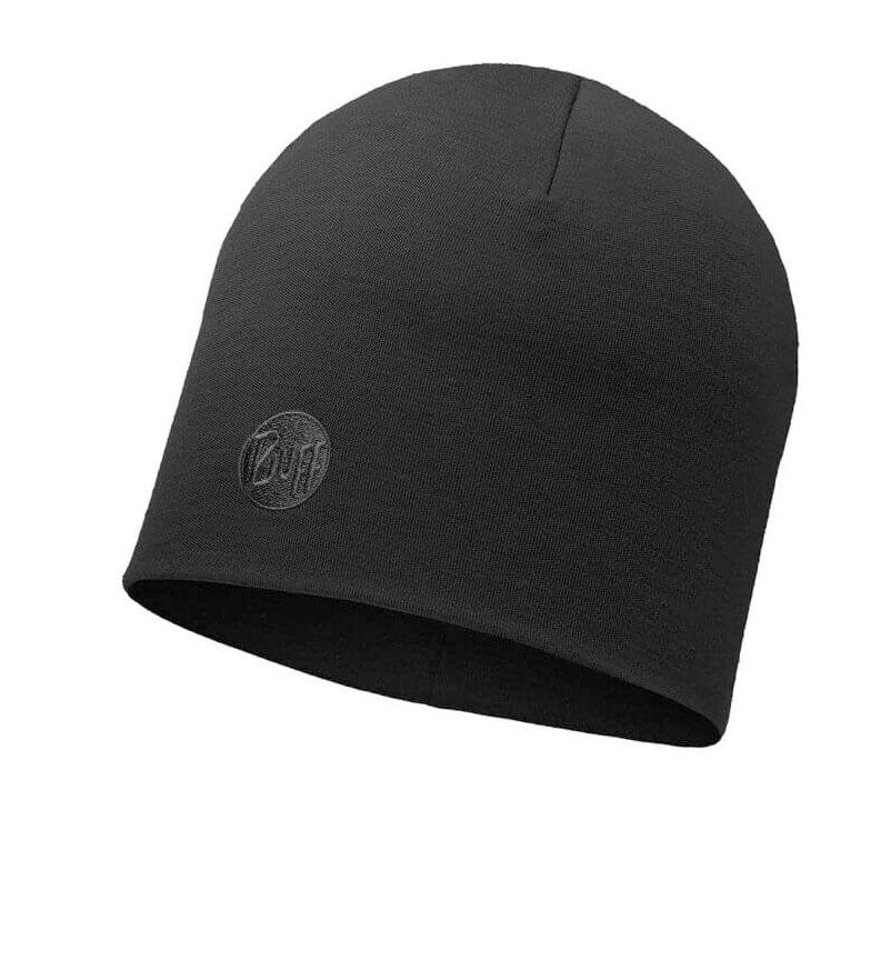 Comprar Buff Gorro lana merino Heavyweight negro / 71g