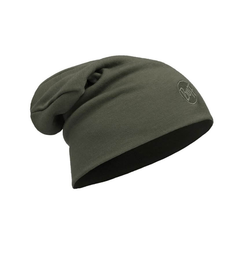 Comprar Buff Merino wool hat Heavyweight Loose Fit persimmon
