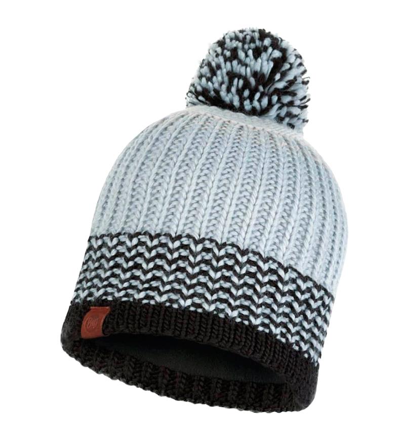 Comprar Buff Cappello in tricot e pile grigio Borae / 112g