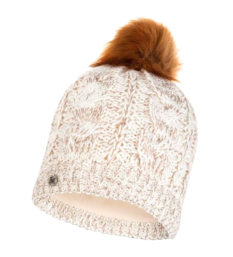 Comprar Buff Darla knitted and fleece cap raw / 69g