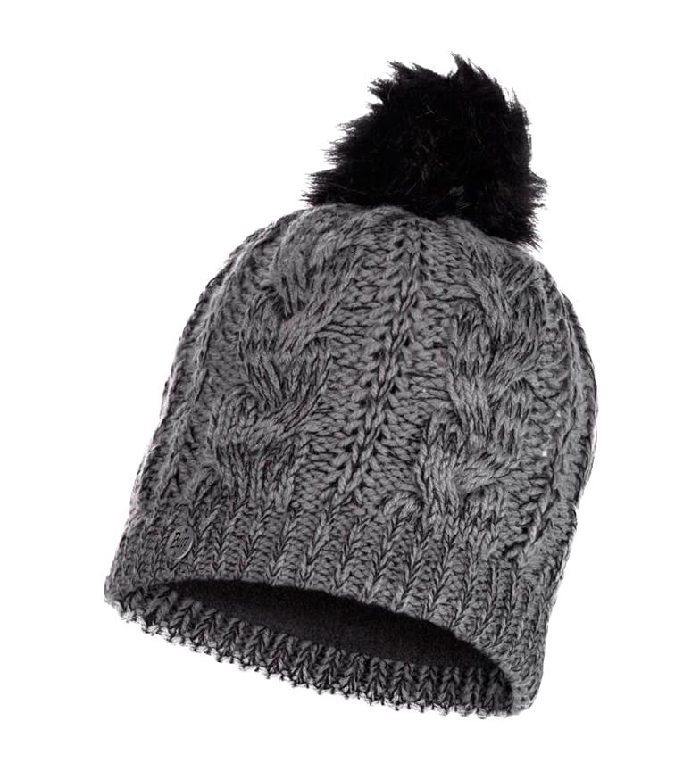 Comprar Buff Gorro tricot y polar Darla gris / 69g