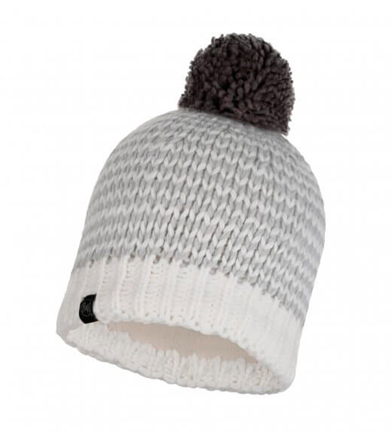 Comprar Buff Dorn knitted and fleece hat raw / 102g