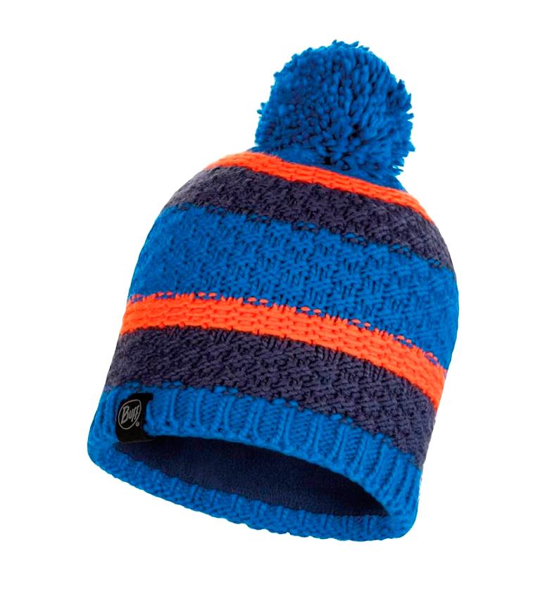 Comprar Buff Fizz knitted hat and fleece blue / 82g