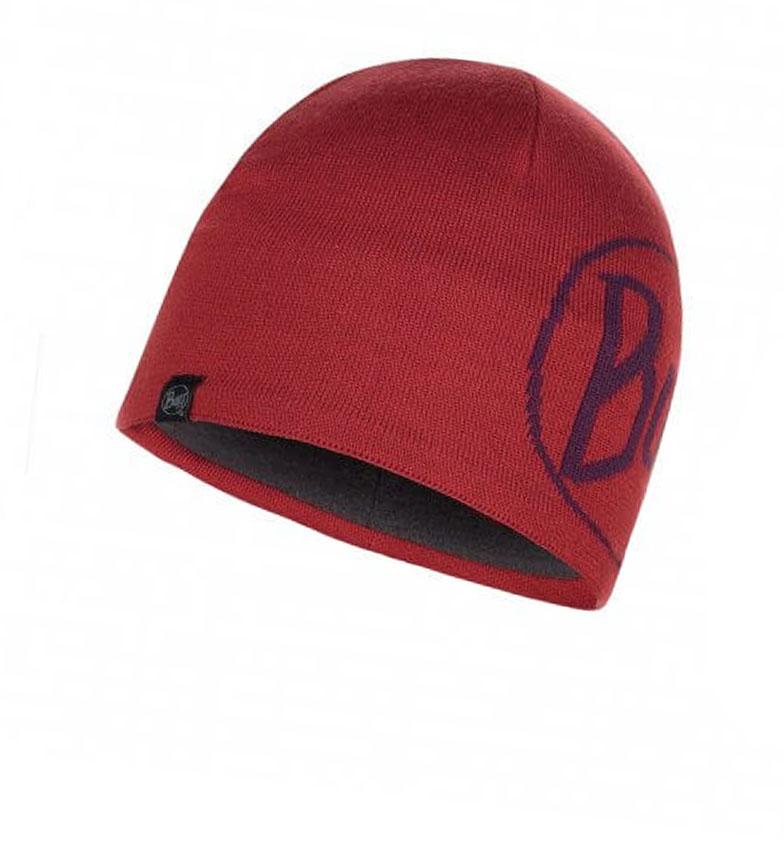 Comprar Buff Knitted and fleece cap Lech red / 43g