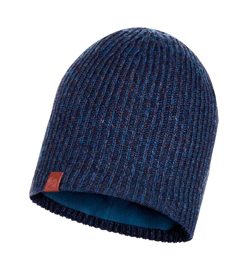 Comprar Buff Cappello in maglia Lyne e pile blu / 53g